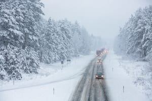 winter driving tips and safety