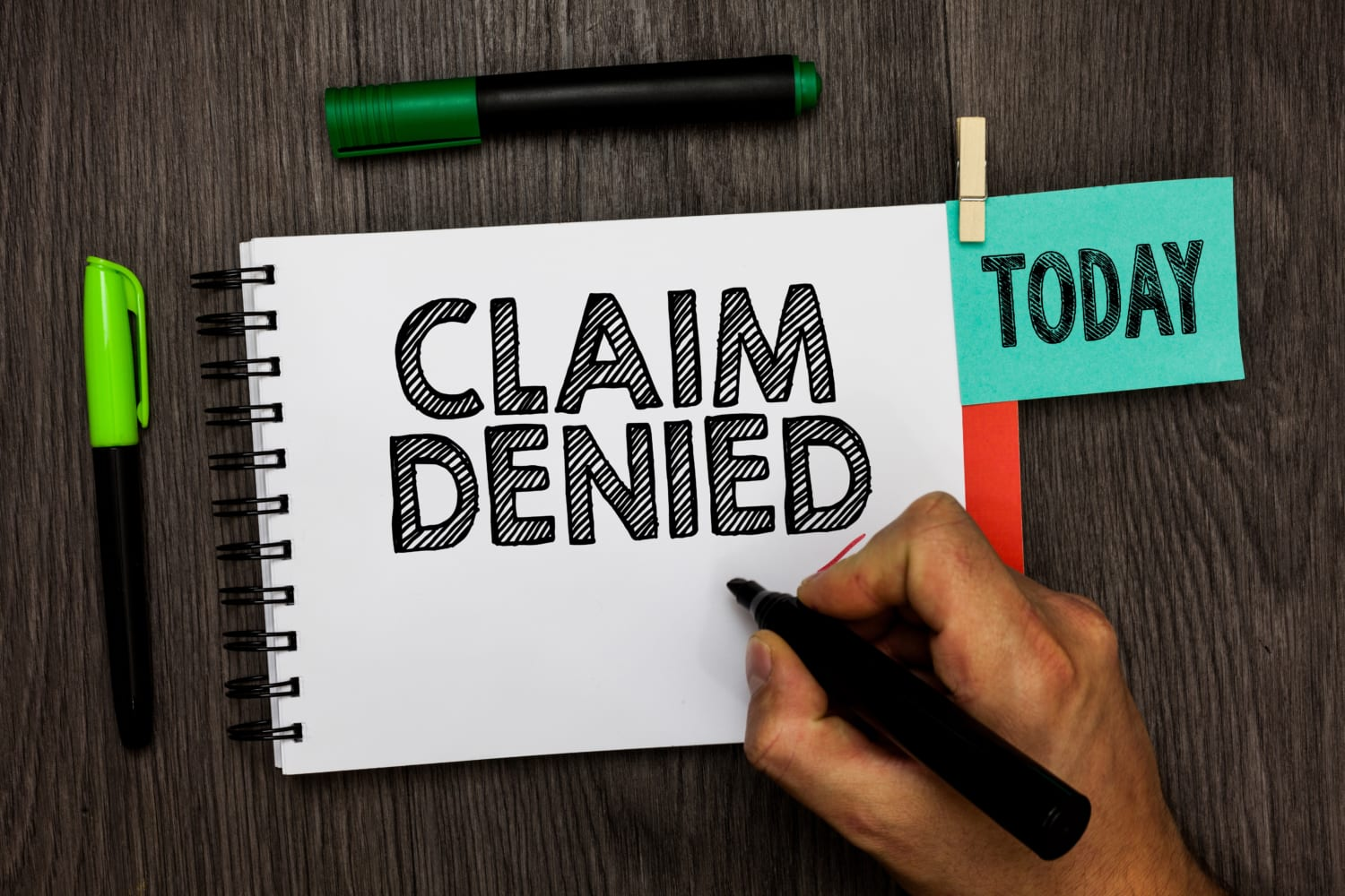 denied life insurance what to do next