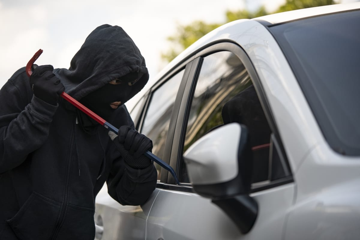 does car insurance cover theft