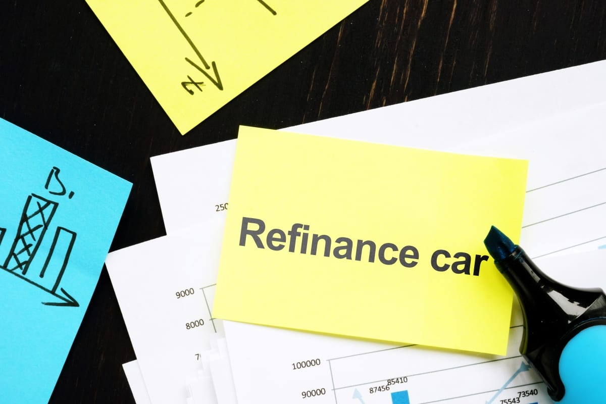 refinancing and car insurance