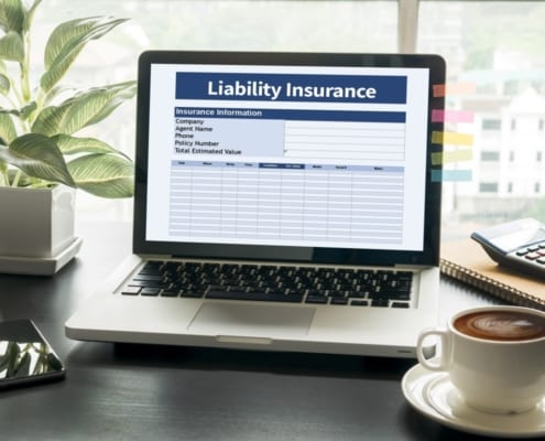 general liability insurance certificate explained