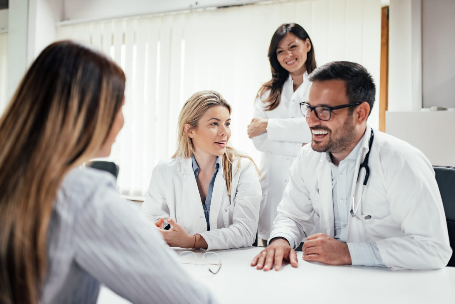 find a good doctor