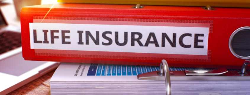 organize and store your life insurance records