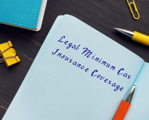 minimum car insurance requirements by state