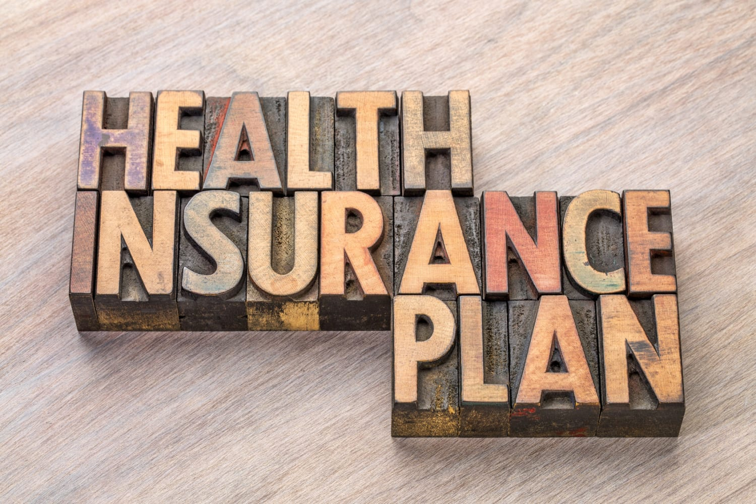 types of health insurance in the us