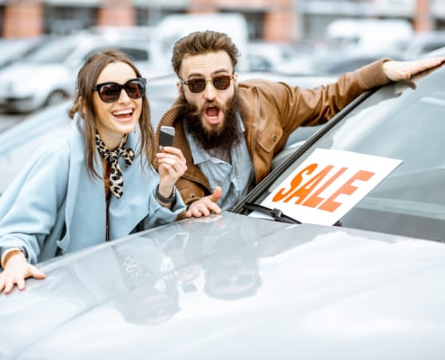used car insurance how does it work