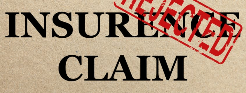 why auto insurance claims are denied and how to avoid it